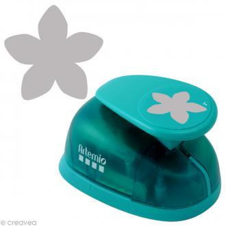 Perforatrice jumbo Fleur à pétales - 7,6 cm