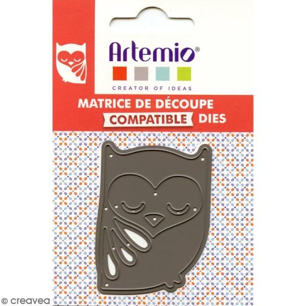 Die Artemio Chouette - 1 matrice de découpe - Photo n°2