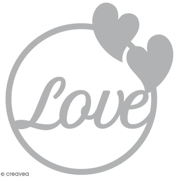 Die Artemio Love coeurs - 1 matrice de découpe - Photo n°1