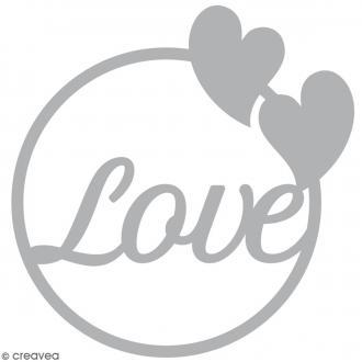 Die Artemio Love coeurs - 1 matrice de découpe