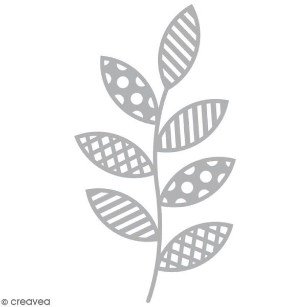 Die Artemio Branche - 1 matrice de découpe - Photo n°1