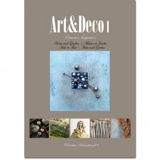 Livre Powertex Inspiration - Art & Deco 1
