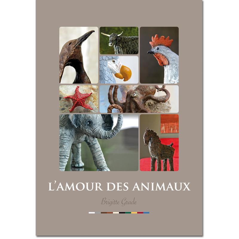 Livre Powertex - Collection Amour des animaux - Photo n°1