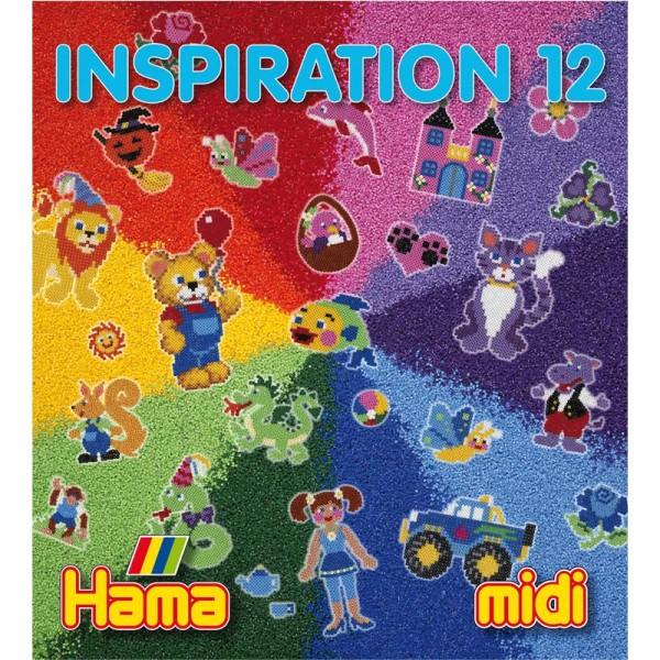Livre Inspiration 12 Hama - Photo n°1