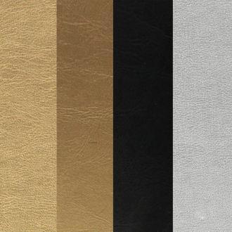 Biais simili cuir - 2,4 cm - Plusieurs coloris - Au mètre (sur mesure)