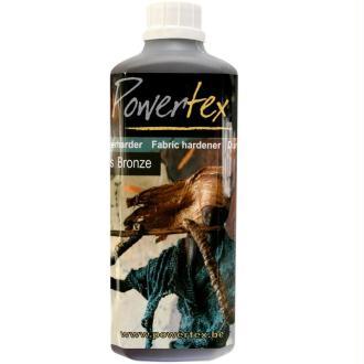Powertex solidifiant tissu 500 g Bronze