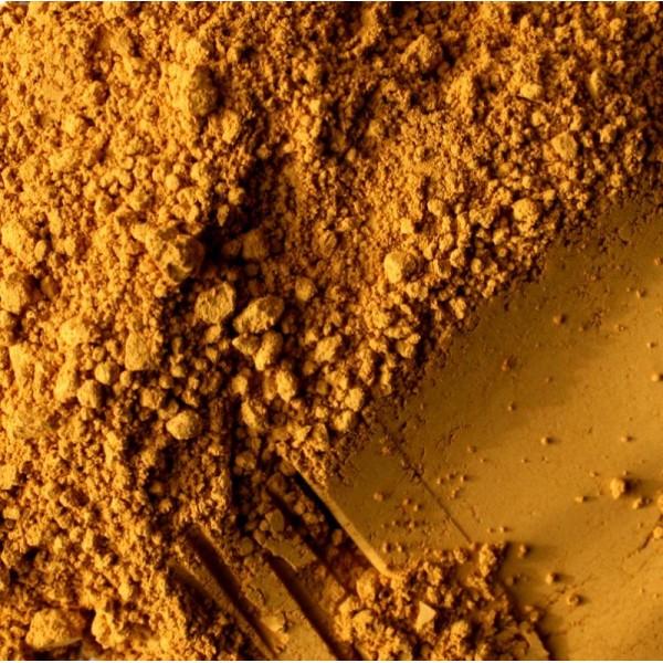 Pigment Powercolor Ocre jaune 40 gr - Photo n°1
