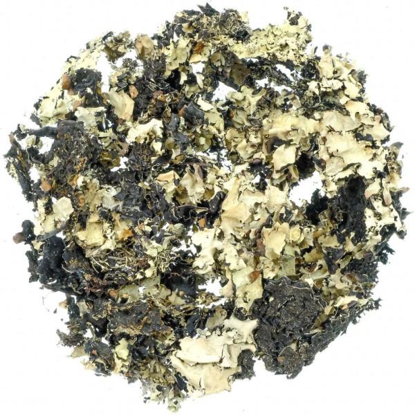 Lichen séché noir - 100 grammes. - Photo n°1
