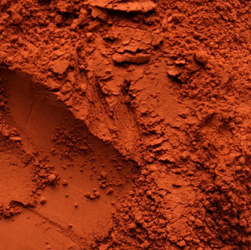 Pigment powercolor terre de sienne 40 gr powertex durcisseur tissu creavea - Couleur terre de sienne ...