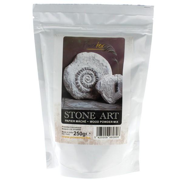 Powertex solidifiant Stone Art 250g - Photo n°1