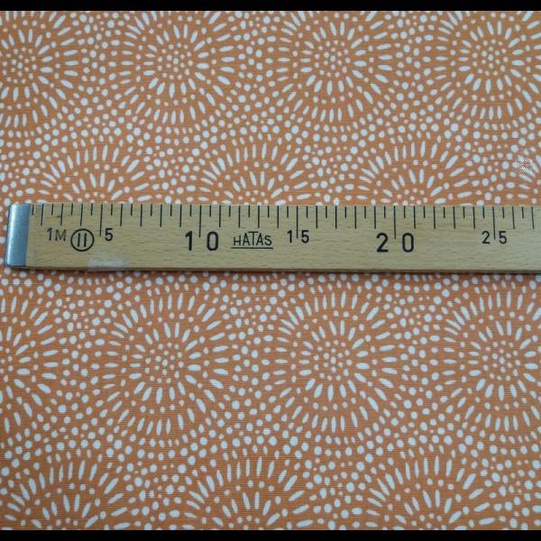Toile enduite Whirl melba PVC - Photo n°3