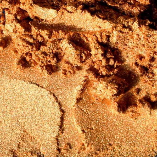Pigment métallisé Colortrix Rich gold 40 gr - Photo n°1