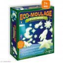 Coffret Eco-moulage Popsine phosphorescente - Ma petite galaxie - Photo n°1