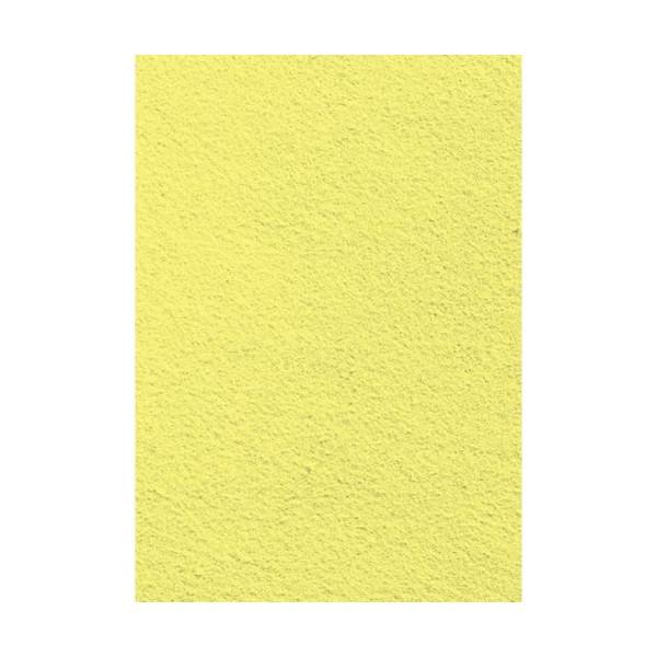10 Pcs Feutre 20x30 Cm Jaune clair, le Tissu, le Feutre, la Décoration de Feutre, des Fournitures d' - Photo n°1