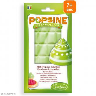 Recharge Eco-moulage Popsine - Vert - 110 g