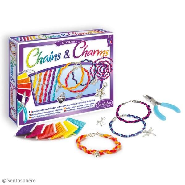 Kit bijoux Chains & Charms - Photo n°2