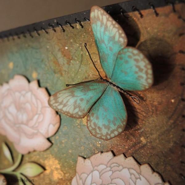 Coffret marqueurs Chameleon - Blue tones - 5 feutres - Photo n°4