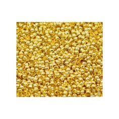 500 Perle a Ecraser 2mm Doré Appret Creation bijoux Lot 100-200 Collier