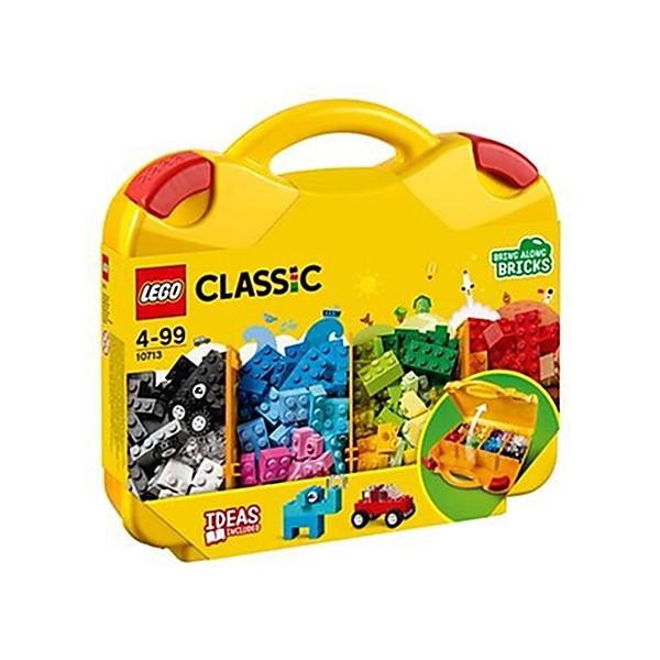 LEGO - 10713 - Classic - Jeu de Construction - la Valisette de Construction - Photo n°2