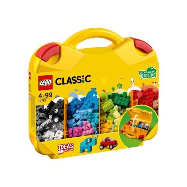 LEGO - 10713 - Classic - Jeu de Construction - la Valisette de Construction - Photo n°3