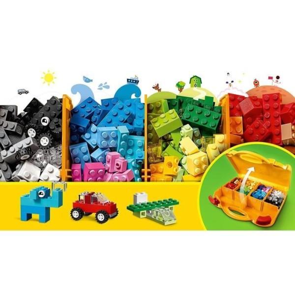 LEGO - 10713 - Classic - Jeu de Construction - la Valisette de Construction - Photo n°4