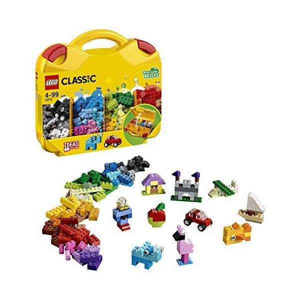 LEGO - 10713 - Classic - Jeu de Construction - la Valisette de Construction - Photo n°1