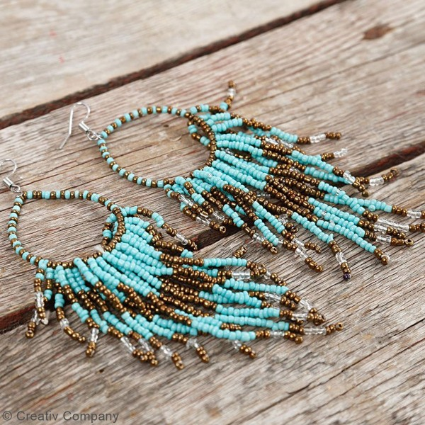 Perles de rocaille - 3 mm - 25 g - Photo n°2