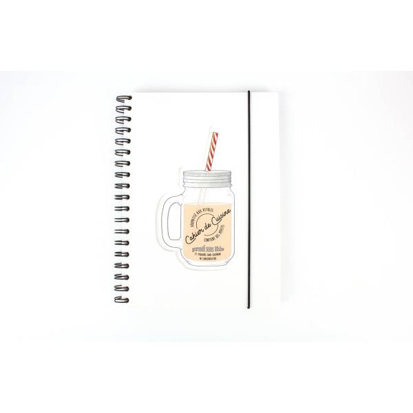 Cahier de recettes Pour les tâches - Photo n°1
