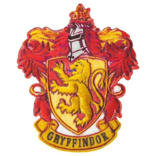 Thermocollant Harry Potter Blason Maison Gryffondor 6 5x8cm