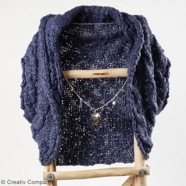 Aiguilles à tricoter - Bambou - 35 cm - Plusieurs tailles - Photo n°5