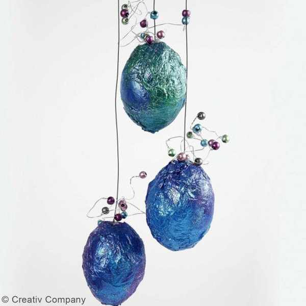 Peinture Acrylique Perle métallique A-Color - Différentes couleurs - 500 ml - Photo n°5