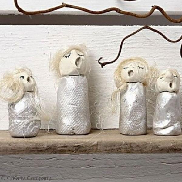 Peinture Acrylique Perle métallique A-Color - Différentes couleurs - 500 ml - Photo n°6