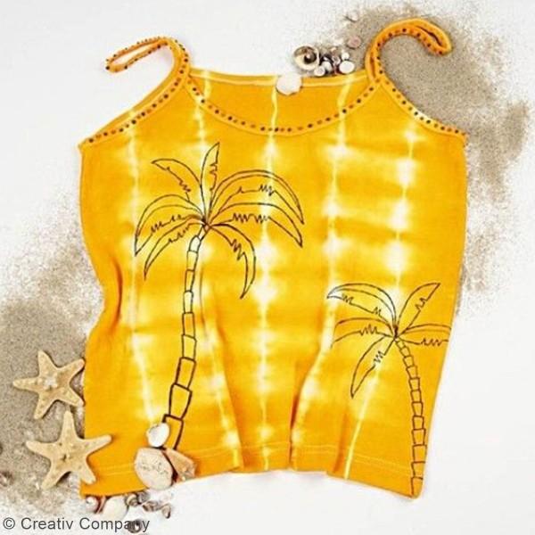 Peinture Batik pour textiles - Différentes couleurs - 100 ml - Photo n°3