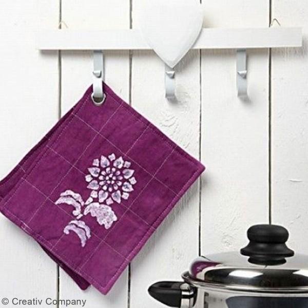 Peinture Batik pour textiles - Différentes couleurs - 100 ml - Photo n°5