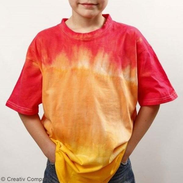 Peinture Batik pour textiles - Différentes couleurs - 100 ml - Photo n°6
