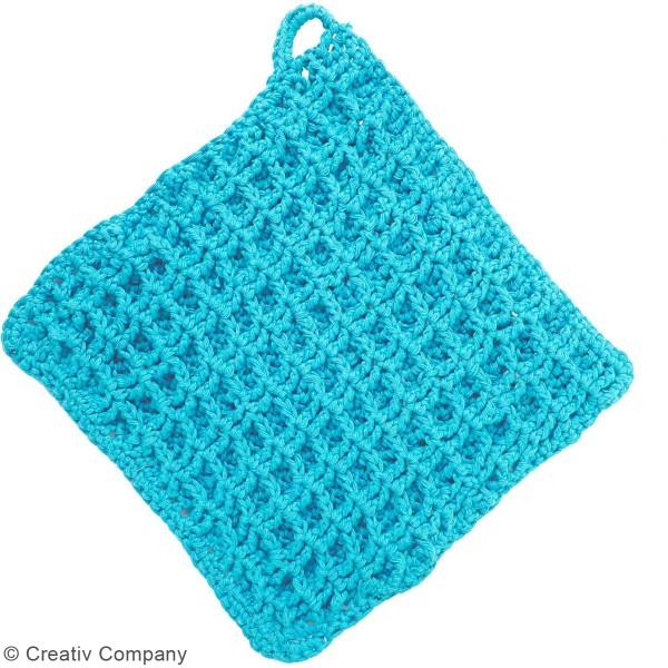 Pelote de laine Nice Maxi Cotton - Différents coloris - 50 gr - 80 m - Photo n°6