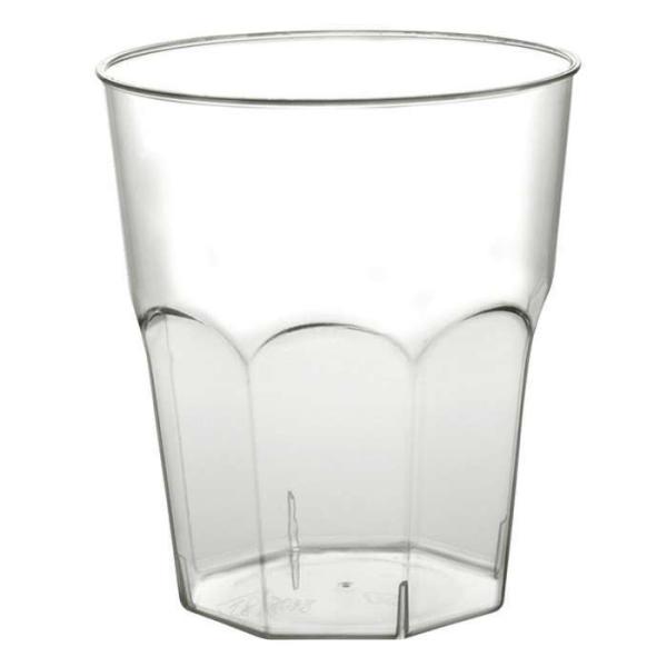 12 Gobelets Cocktail transparent 25 cl - Photo n°1