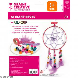 Kit attrape-rêves enfant - Girl