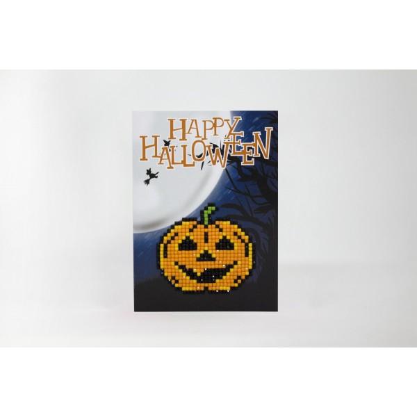 Broderie Diamant Kit- Joyeux Halloween WC0344 - Photo n°2