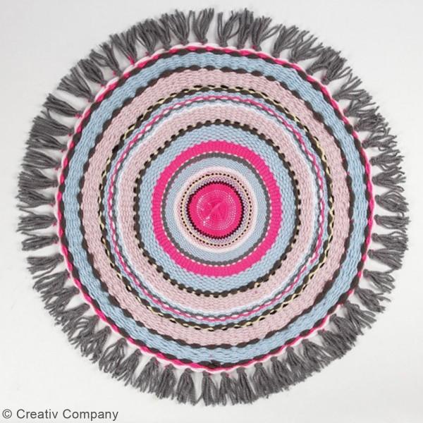 Pelote de laine 100 % Acrylique - 50 g - Photo n°3