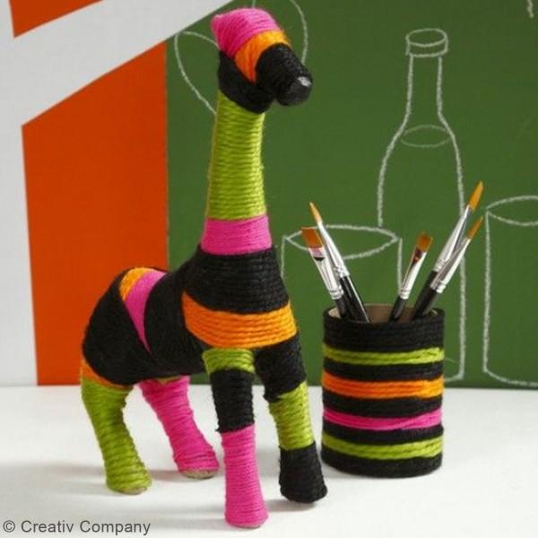 Pelote de laine 100 % Acrylique - 50 g - Photo n°5