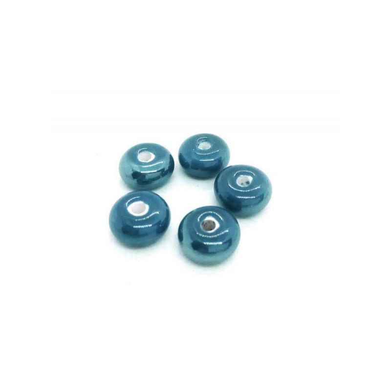 50 strass en acrylique en pétrole 5 MM