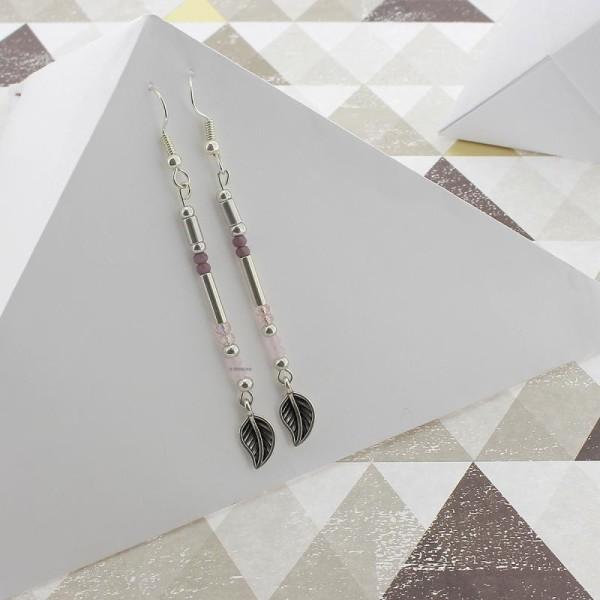 Perle intercalaire en métal 5 mm - Photo n°4