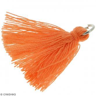 Pompon en fil - 25 mm - Orange