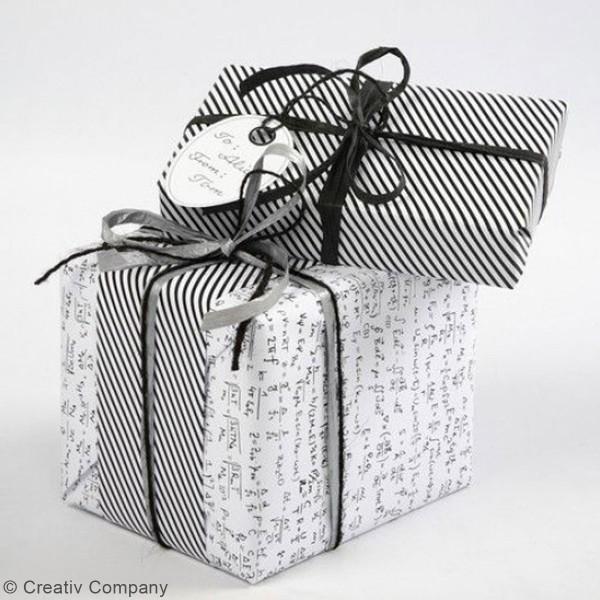 Bolduc cadeau mat - 10 mm x 250 m - Photo n°3