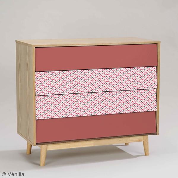 Adhésif brillant Venilia Basicline -Pétales - 200 x 45 cm - Photo n°4