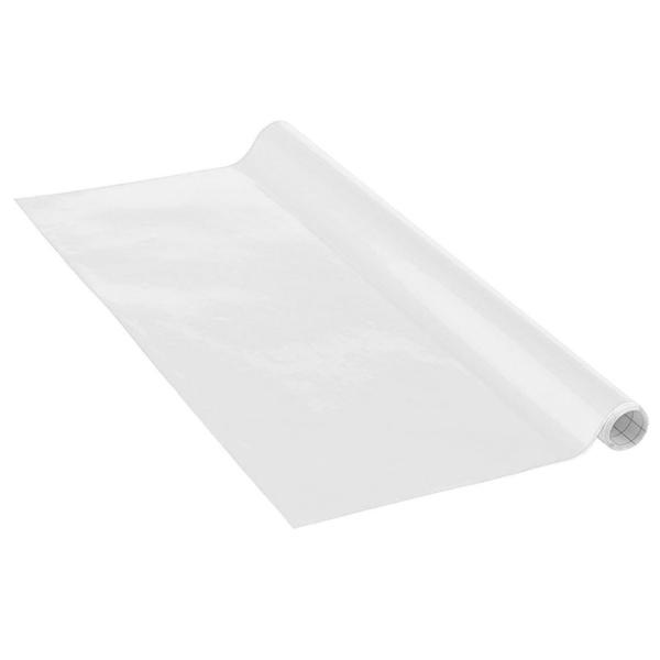 Adhésif brillant Venilia Basicline - Blanc - 150 x 45 cm - Photo n°1