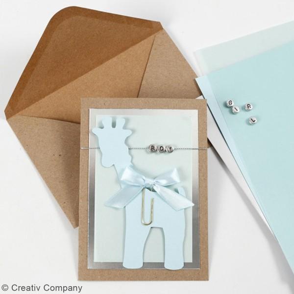 Enveloppes 115 x 160 - Paquets de 10 enveloppes - Photo n°3