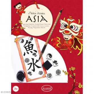 Coffret créatif - J'écris chinois