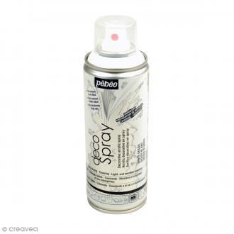 Préparateur de surfaces DecoSpray - Gesso blanc - 200 ml